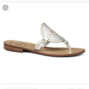 Worn once jack Rodger sandals size 7